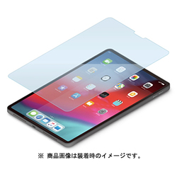 PG-18PAD12GL03 [iPad Pro 12.9インチ用 液晶保護ガラス ブルーライト低減]