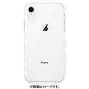 MRW62FE/A [iPhone XR用 クリアケース]