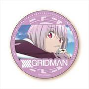 SSSS.GRIDMAN BIG缶バッジ 新条アカネ [キャラクターグッズ]
