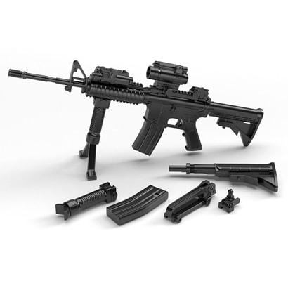 リトルアーモリー LA050 M4A1タイプ2.0 [1/12スケール フィギュアパーツ]