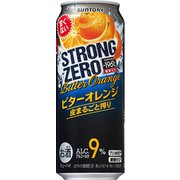 -196℃ストロングゼロ ビターオレンジ 500ml 24缶(ケース)