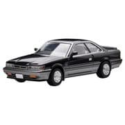 LV-N118d [ダイキャストミニカー 1/64 日産 レパード  XS-II グランドセレクション 黒/グレー]
