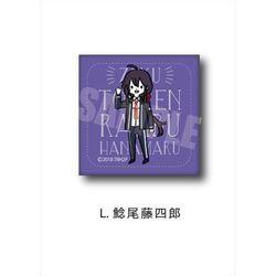 続『刀剣乱舞-花丸-』レザーバッジ PlayP-SL 鯰尾藤四郎 [キャラクターグッズ]