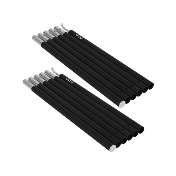 XP1-630-BK [コンパクトタープポール ブラック]