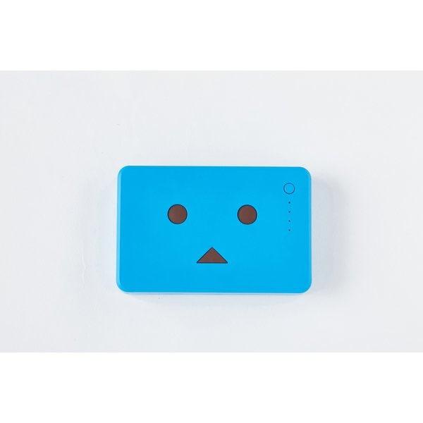 CHE-096-BL [モバイルバッテリー DANBOARD 10050mAh Power Delivery対応 バブルブルー]