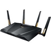 RT-AX88U [無線LANルーター メッシュネットワーク対応 11ax/ac/n/a/g/b 4804+1148Mbps ブラック]