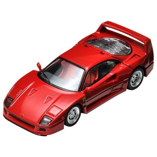 TLV-N フェラーリ F40 レッド [ダイキャストミニカー]
