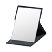 HF01-BK [Folding Mirror(フォールディングミラー) S ブラック]