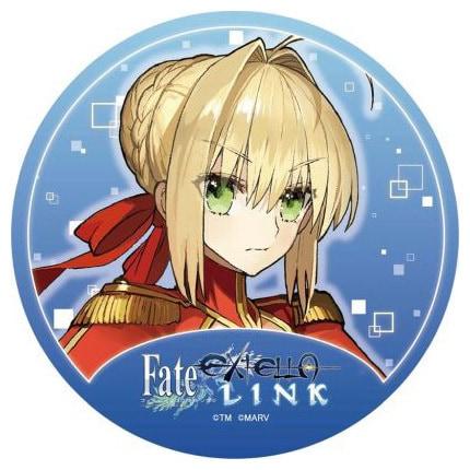 Fate/EXTELLA LINK ラバーマッドコースター ネロ・クラウディウス [キャラクターグッズ]