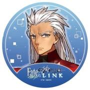 Fate/EXTELLA LINK ラバーマッドコースター 無銘 [キャラクターグッズ]