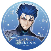 Fate/EXTELLA LINK ラバーマッドコースター クー・フーリン [キャラクターグッズ]