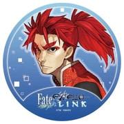 Fate/EXTELLA LINK ラバーマッドコースター 李書文 [キャラクターグッズ]