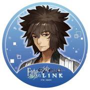 Fate/EXTELLA LINK ラバーマッドコースター アルキメデス [キャラクターグッズ]
