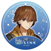 Fate/EXTELLA LINK ラバーマッドコースター マスター 男 [キャラクターグッズ]