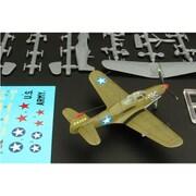 HAUBRP144011 P-39 D/F/K エアラコブラ [1/144スケール プラモデル]