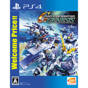 SDガンダム ジージェネレーション ジェネシス Welcome Price!! [PS4ソフト]
