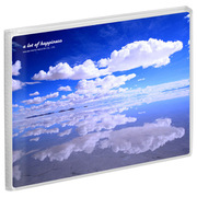 APNP-2LY-STK [Pポケットアルバム NP 2Lサイズ 横 20枚収納 空と雲]