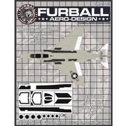 FMS-003 F-4 キャノピー ホイールハブ&ウイングウォーク用マスクセット [1/48 マスキングシートセット]