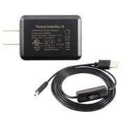TSI-PI036-5V3A [Raspberry Pi用電源セット 5V 3.0A Pi3フル負荷検証済]