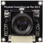 TSI-Rpi-Camera B [Raspberry Pi用 カメラモジュール Standard Adjustable Focus]