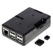 TSI-3D-Pi-Case-Smoke [Raspberry Pi ケース 3ple Decker トリプルデッカー]