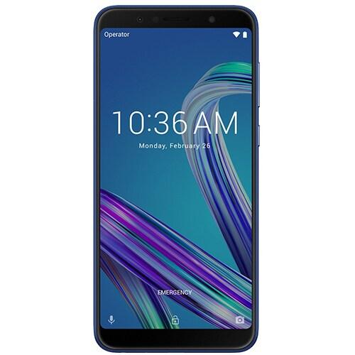 ZB602KL-BL32S3 [Zenfone Max Pro M1 Series SIMフリースマートフォン スペースブルー]
