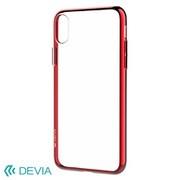 iPhone XR 対応 Glitter soft case(TPU) RD