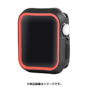Apple Watch 4 44mm Dazzle protection case BK/RD