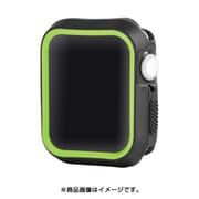 Apple Watch 4 44mm Dazzle protection case BK/YE