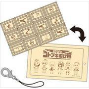 荒野のコトブキ飛行隊 キャラクター チョコレートカードケース ホワイトチョコ味 [キャラクターグッズ]