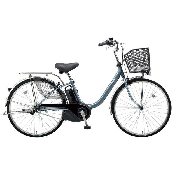 BE-ELYX632N2 [電動アシスト自転車 ビビ・YX26 2019年モデル プラズマグレー]