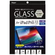 TBF-IP182GFLKBC [iPad Pro 11インチ用 ガラスフィルム 光沢ブルーライトカット]