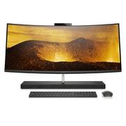 4LZ30AA-AAAA [一体型デスクトップパソコン/HP ENVY Curved All-in-One 34/b170jp モデル/34インチワイド/Core i7-8700T/メモリ16GB/Windows 10 Pro (64bit)/SSD512GB/HDD2TB/GTX1050/ダークアッシュ & ウッドグレイン]