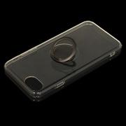 4670IP747TR [iPhone 8/iPhone 7/iPhone 6s 共用 トライタンリングケース スペースグレー]