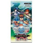 PHANTASY STAR ONLINE 2 TRADING CARD GAME LEGEND PACK [トレーディングカード]