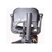 円筒ホルダー取付パーツセット NOAA MOBiLEα用