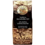 ロイヤルコナ バニラマカダミアナッツ 227g [コーヒー粉]