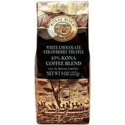 ロイヤルコナ ホワイトチョコレートストロベリートリュフ 227g [コーヒー粉]