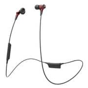 HP-V100BTR [Bluetoothイヤホン 高音質重低音 レッド]