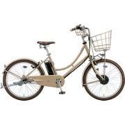 IL4B49 3P90YB0 [電動アシスト自転車 イルミオ 24型 14.3Ah相当 内装3段変速 E.Xサンドベージュ]