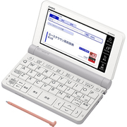 XD-SR3800WE [電子辞書 EX-word(エクスワード) XD-SRシリーズ 中学生モデル 170コンテンツ収録 ホワイト]