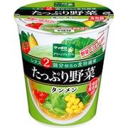 サッポロ一番 グリーンプレミアムたっぷり野菜 タンメン 78g