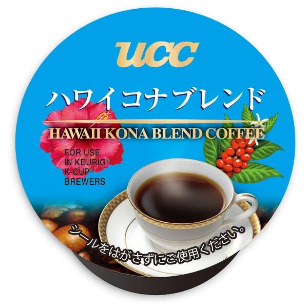 SC1861 [キューリグ K-CUP ハワイコナブレンド 12個入り]
