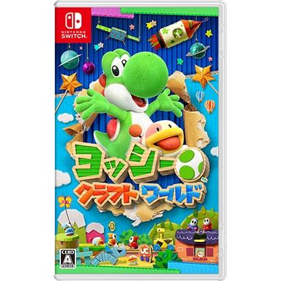 ヨッシークラフトワールド [Nintendo Switchソフト]