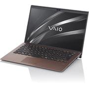 VJS14190411T SX14 [VAIOノートパソコン SX14 14.0型ワイド/Core i5-8265U/メモリ8GB/SSD256GB/Windows 10 Home 64ビット/Office Home&Business 2019(個人向け)/ブラウン]