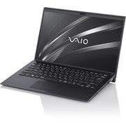 VJS14190511B SX14 [VAIOノートパソコン SX14 14.0型ワイド/Core i3-8145U/メモリ4GB/SSD128GB/Windows 10 Home 64ビット/Office Home&Business 2019(個人向け)/ブラック]