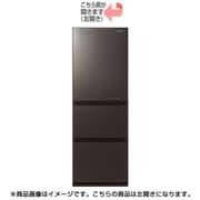 NR-C340GCL-T [冷蔵庫 (335L・左開き) 3ドア ダークブラウン]