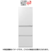NR-C340GCL-W [冷蔵庫 (335L・左開き) 3ドア スノーホワイト]