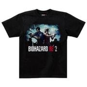 バイオハザード RE:2 Tシャツ ビジュアル L [キャラクターグッズ]