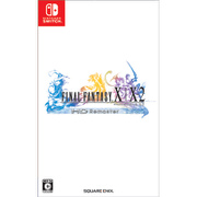 FINAL FANTASY X/X-2 HD Remaster [Nintendo Switchソフト]